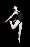 Female Ballerina Royalty Free Stock Photography