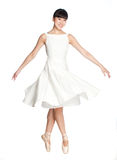 Female Ballerina Royalty Free Stock Images