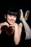Female Ballerina Stock Photos
