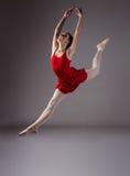 Female ballet dancer Royalty Free Stock Images