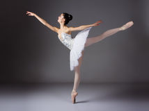 Female ballet dancer Royalty Free Stock Image