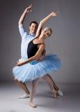 Female ballet dancer Stock Photos
