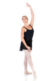 Female ballet dancer Royalty Free Stock Images