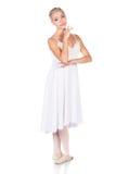 Female ballet dancer Royalty Free Stock Photos