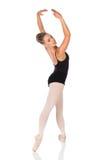 Female ballet dancer Stock Image