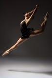 Female ballet dancer stock photography