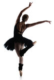Female ballet dancer Royalty Free Stock Photography
