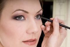 Female beauty stock images