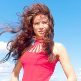 Female Beauty Stock Photo