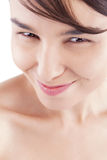 Female beauty portrait Royalty Free Stock Images