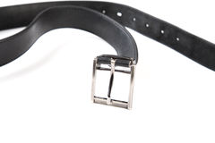 Female belt for trousers Royalty Free Stock Image