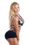 Female Bodybuilder Stock Images