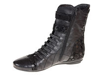 Female boot Royalty Free Stock Photos