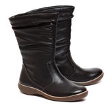 Female boots Royalty Free Stock Photography