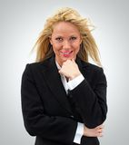 Female Boss Royalty Free Stock Images