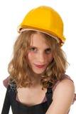 Female builder Royalty Free Stock Photo