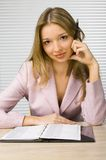 Female Business Consultant Stock Images