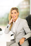 female business executive Royalty Free Stock Image