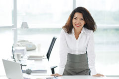 Female business executive Stock Photography
