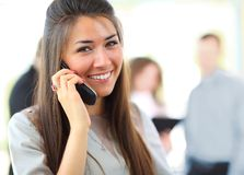 Female Business leader Stock Photography