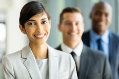 female business leader Royalty Free Stock Images