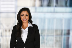 Female Business Portrait Royalty Free Stock Photography