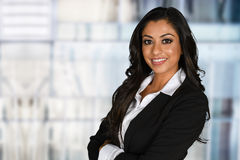 Female Business Portrait Royalty Free Stock Photo