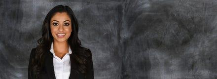 Female Business Portrait Stock Images