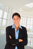 Female Business Professional Stock Photo