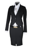 Female business suit Stock Photography