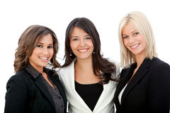Female business team Royalty Free Stock Image