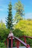 Female Cancer Survivor Enjoying Beautiful Day Outdoors Royalty Free Stock Image