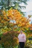 Female Cancer Survivor Enjoying Beautiful Day Outdoors Royalty Free Stock Photography
