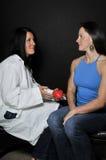 Female Cardiologist Stock Photo