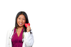 Female Cardiologist Stock Photos