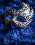 Female carnival mask Royalty Free Stock Photography