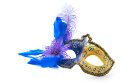 Female carnival mask Royalty Free Stock Image