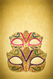 Female carnival masks Royalty Free Stock Photography