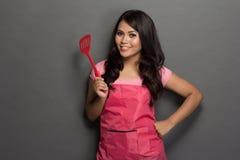 Female chef Royalty Free Stock Photos