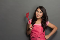 Female chef Stock Photos