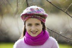 Female child portrait Stock Photos