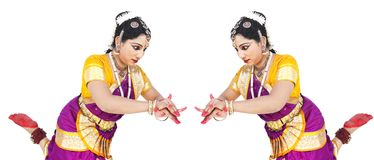 Female classical dancer Royalty Free Stock Image