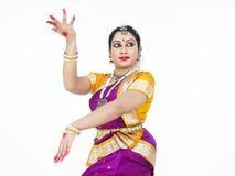 Female classical dancer from asia Stock Image