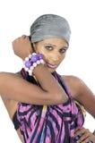 Female closeup Stock Images
