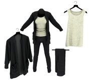 Female clothes Royalty Free Stock Image