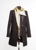 Female coat Royalty Free Stock Photography