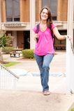 Female College Student Stock Photography