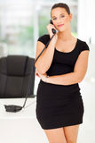 Female corporate worker Royalty Free Stock Images