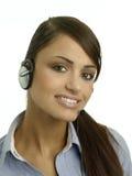Female customer service Royalty Free Stock Image