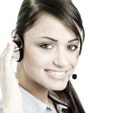 Female customer service Royalty Free Stock Photo